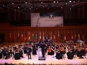 越南在小提琴和室内乐竞赛上获得许多奖项