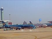 越南各家航空公司调整于中国香港起降的航班执行计划