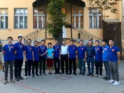 越南在第13届国际天文学和天体物理学奥林匹克竞赛中排名第五