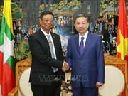 加强越南与缅甸安全合作