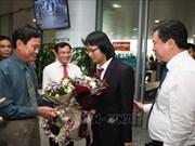 越南教育培训部领导:优秀学生培养运动扩展到全国各省市