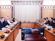 越南与芬兰加强教育合作