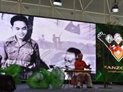 越南独特文化亮相2019年国际军事比赛