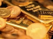8月15日越南黄金价格大跌后回升