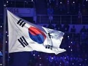 越南领导人向大韩民国领导人致贺电