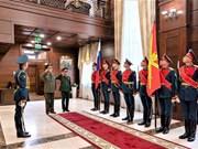 越南与俄罗斯加强防务合作