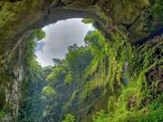 山洞窟跻身世界最具吸引力的九大探险游路线