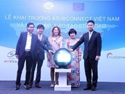 Asi@connect项目在越南正式启动