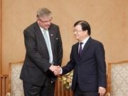 越南为外国企业在越开展可再生能源项目创造便利条件