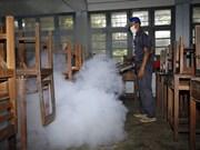 缅甸:登革热患者1.07万例  48人死亡