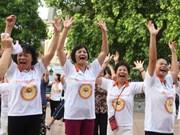 爱笑瑜伽:保持身体和精神健康的良好方式