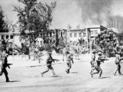 柬埔寨摆脱种族灭绝制度40周年:日本专家肯定越南军队在柬埔寨的崇高使命