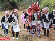 红瑶族的婚俗(组图)