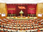越共第十二届中央委员会第十次全体会议在河内隆重开幕(组图)