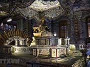 组图:拜访承天顺化省壮丽雄伟的启定皇陵