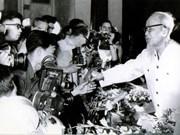 组图:胡志明主席——越南革命新闻的缔造者