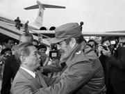 组图:越南-古巴60年特殊友好关系