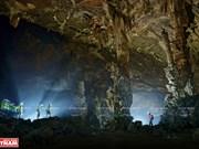 组图:探索仙洞——广平省秀兰洞穴系统中最大旱洞