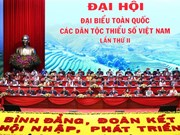 组图:2020年第二届越南各少数民族代表大会隆重开幕