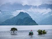 组图:和平湖发展社区旅游的巨大潜力
