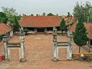 组图:蒙辅古亭——越南北部地区独特建筑