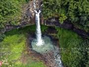 组图:莲农瀑布的奇伟景象