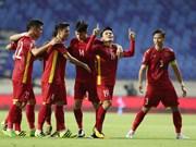 组图:2022年卡塔尔世界杯亚洲区预选赛:越南队战胜印尼队