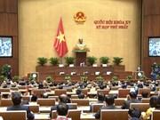 越南第十五届国会第一次会议聚焦人事部署工作