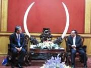 促进承天顺化省与韩国的合作关系