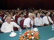 越南通讯社举行传统聚会