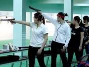 越南参加第20次东盟军用枪械射击比赛