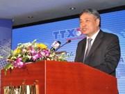 越南参加第三届世界通讯社大会