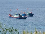 10月25号将接回QNg 66478 TS号渔船和9名渔民