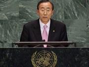 联合国秘书长高度评价越南在东盟和联合国的角色与贡献