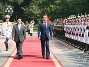 俄罗斯重视与东盟的关系