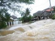 洪灾对中南部和西原各省造成巨大损失