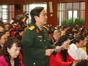 国会通过2011年经济、社会发展计划草案
