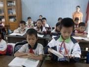 越南企业资助柬埔寨建设学校和医疗所