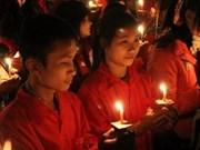 国际承诺向越南防治艾滋病工作提供帮助