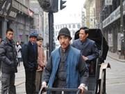 讲述胡志明主席生涯的电影即将播放