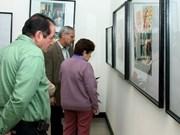 越—古建交50周年的图片展拉开帷幕