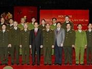越南公安部门要做好社会治安工作