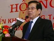 国家主席出席法院部门2011年工作展开会议