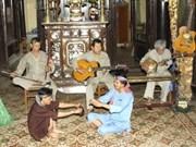 """越南南部""""才子佳人音乐和即兴弹奏法""""有望走出世界"""
