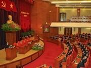 越共第十届中央委员会第十五次会议在河内举行