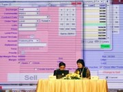 越南商品交易所正式投入运行