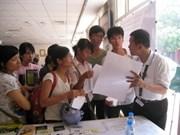 越南驻法国留学生协会重视促进求职活动