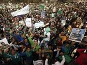 越南希望利比亚早日恢复政治社会稳定