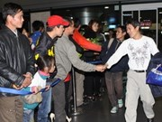 越南呼吁国际人道组织帮助滞留利比亚的越南劳动者