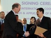 越南儿童营养科学研究与应用的国际合作